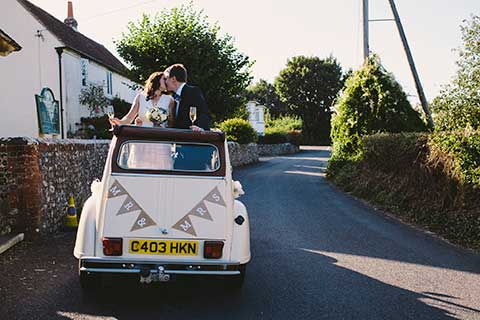 Griffin Inn Wedding Photography