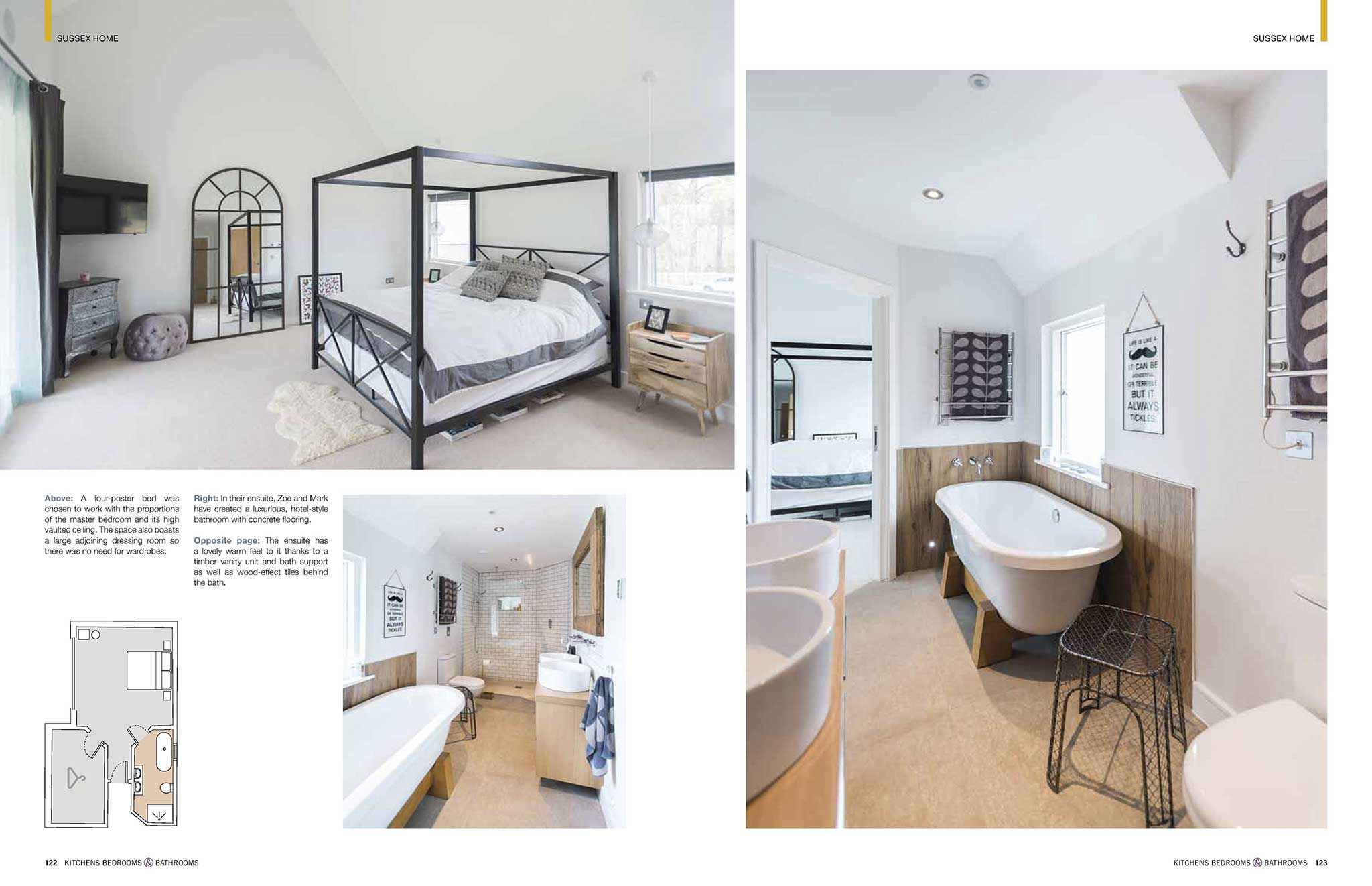 kitchen bedroom and bathrrom interior photographer gosia grant photography36